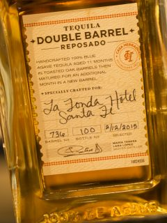 Double Barrel Tequila