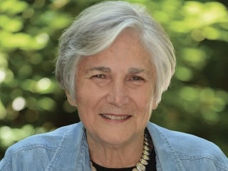 Diane Ravitch Wearing A Hat