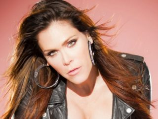 Beth Hart Looking At The Camera