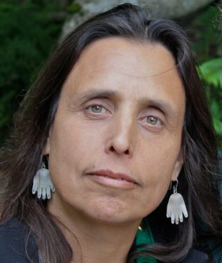 A Close Up Of Winona LaDuke