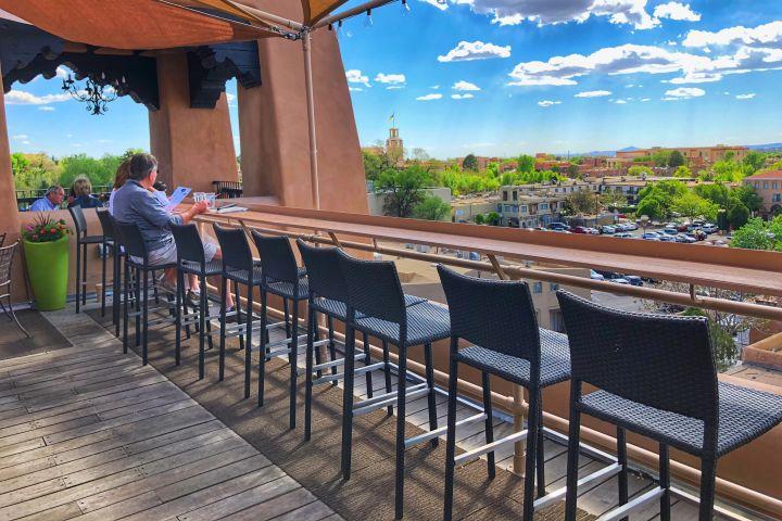 Best Bars In Santa Fe Bell Tower La Fonda On The Plaza